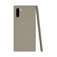 for note 10 plus no fingerprints phone case
