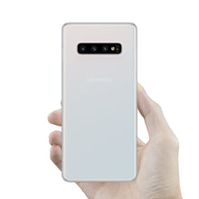0.6mm Thin Glossy PP+TPU Case For Galaxy S10/S10 Plus/S10e