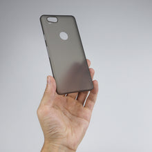 pixel 2 thin case clear black