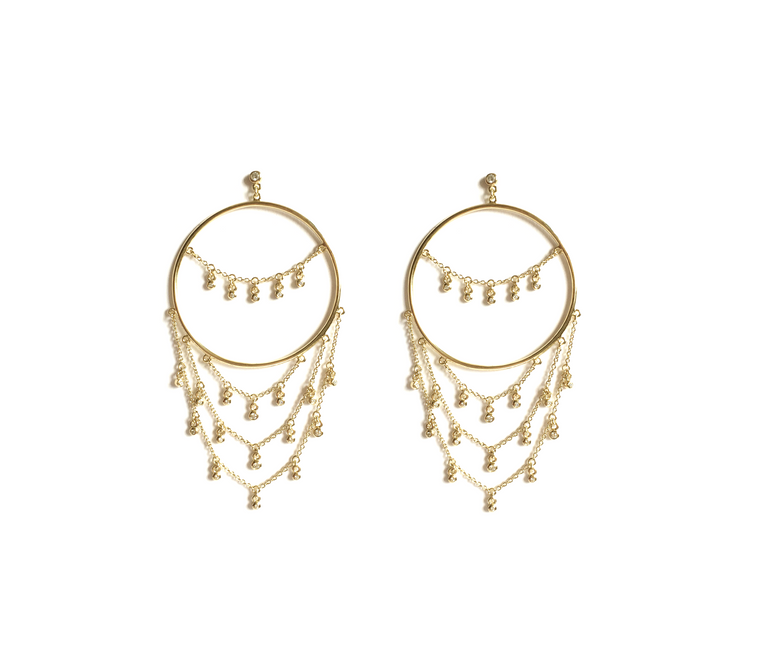 Amira Earrings AW18