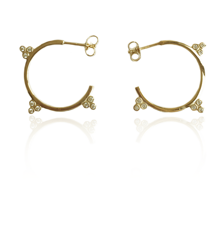 Triade Earrings