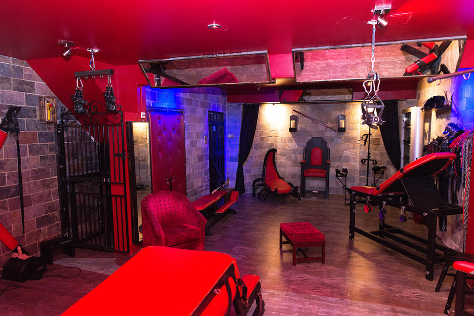 The Secret Dungeon BDSM Hotel Review