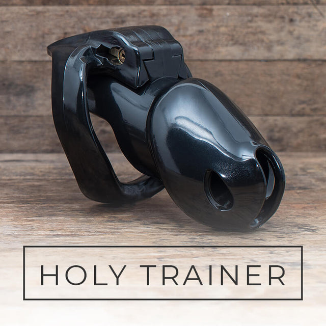 Holy Trainer chastity device