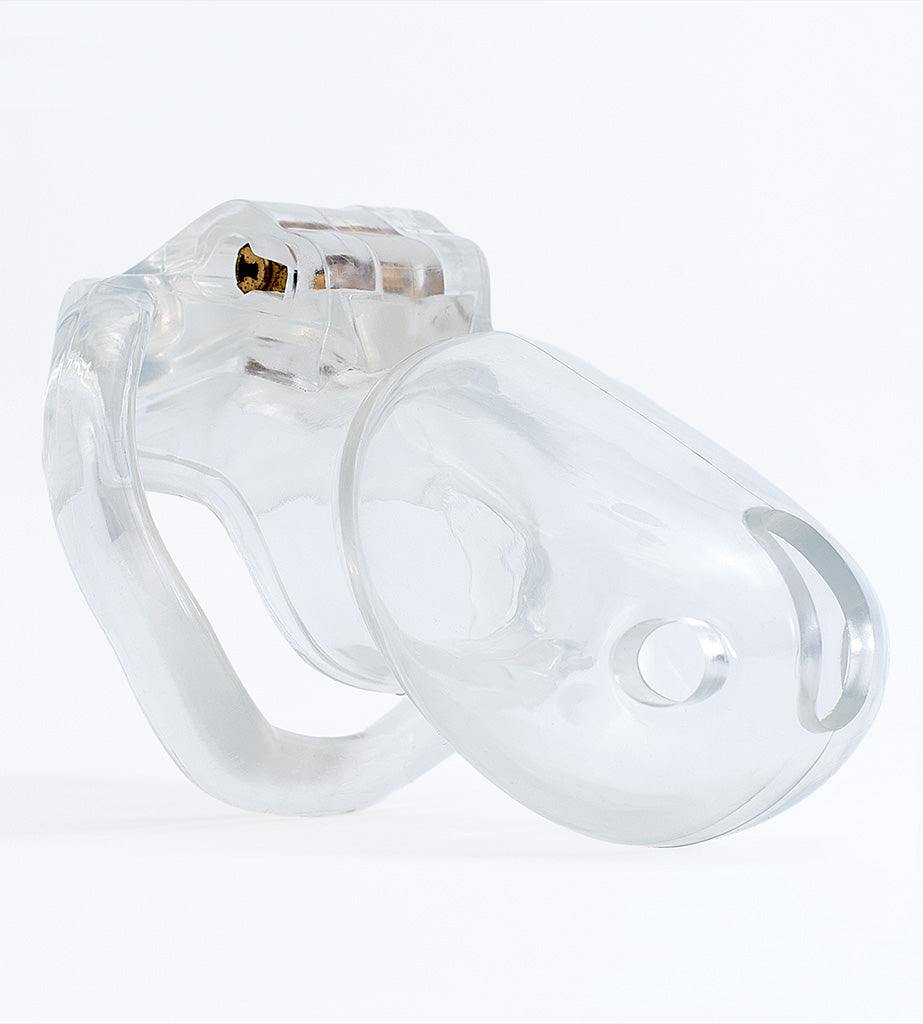 Maxi clear Holy Trainer V3 chastity device