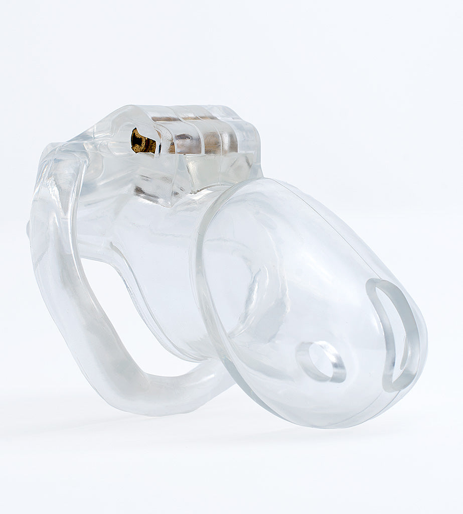 Standard clear Holy Trainer V3 chastity device