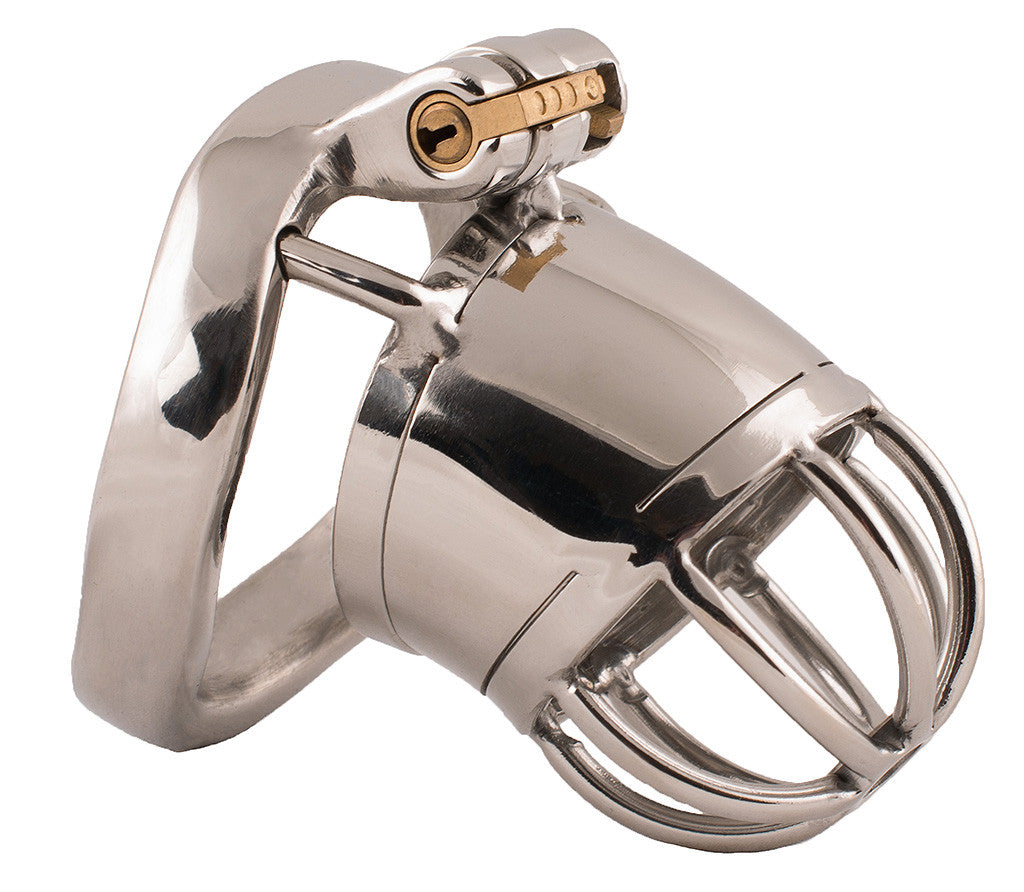 Small S87 male chastity device