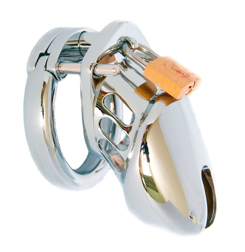 Steel HoD600S small chastity device