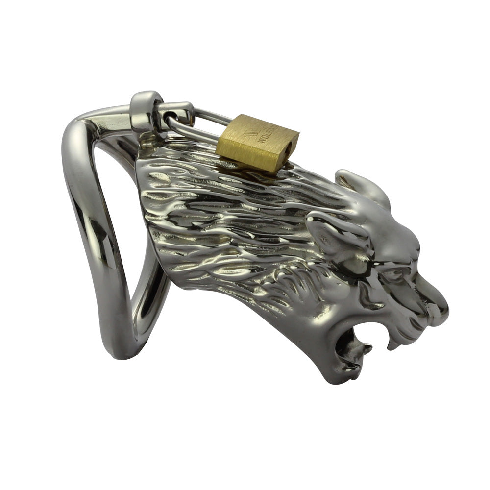 The Beast male chastity device