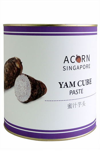 Sweet Taro Cubes in Can - ACORN DISTRIBUTION SINGAPORE