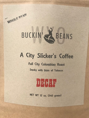 A City Slicker's Coffee (DECAF)
