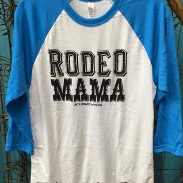 RODEO MAMA - LIM INSTOCK BBR