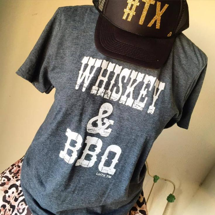 WHISKEY & BBQ - SSCT