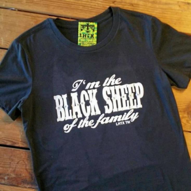 I'M THE BLACK SHEEP OF THE FAMILY - SSCT