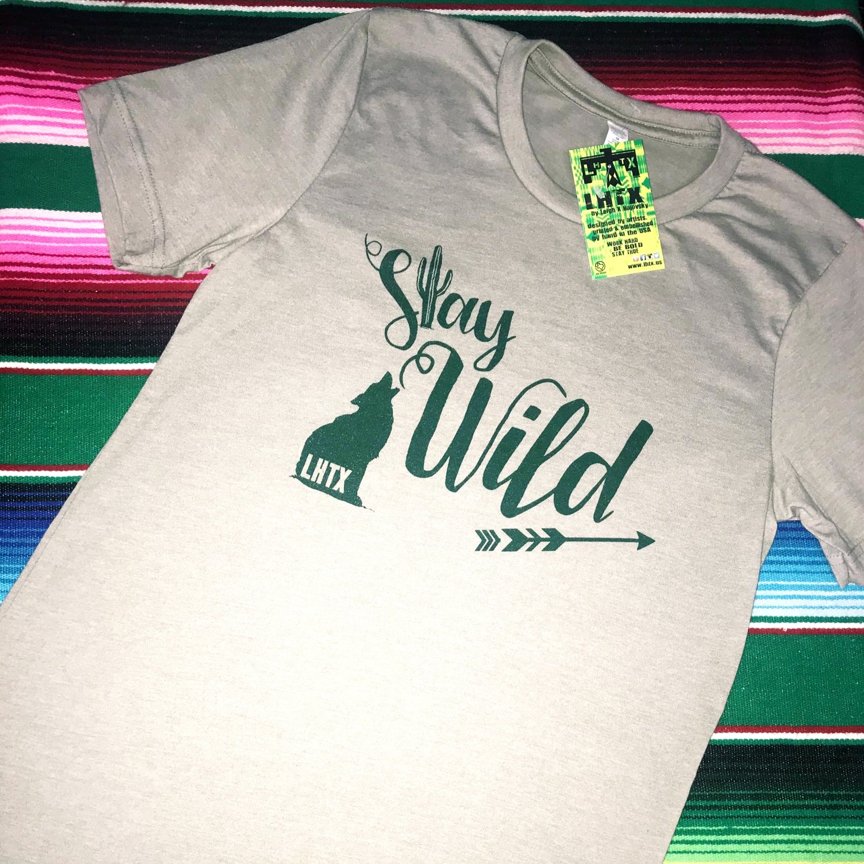 STAY WILD - SSCT
