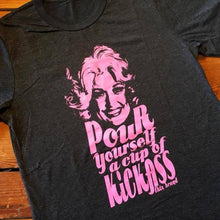 POUR YOURSELF A CUP OF KICKASS - DOLLY - SSCT