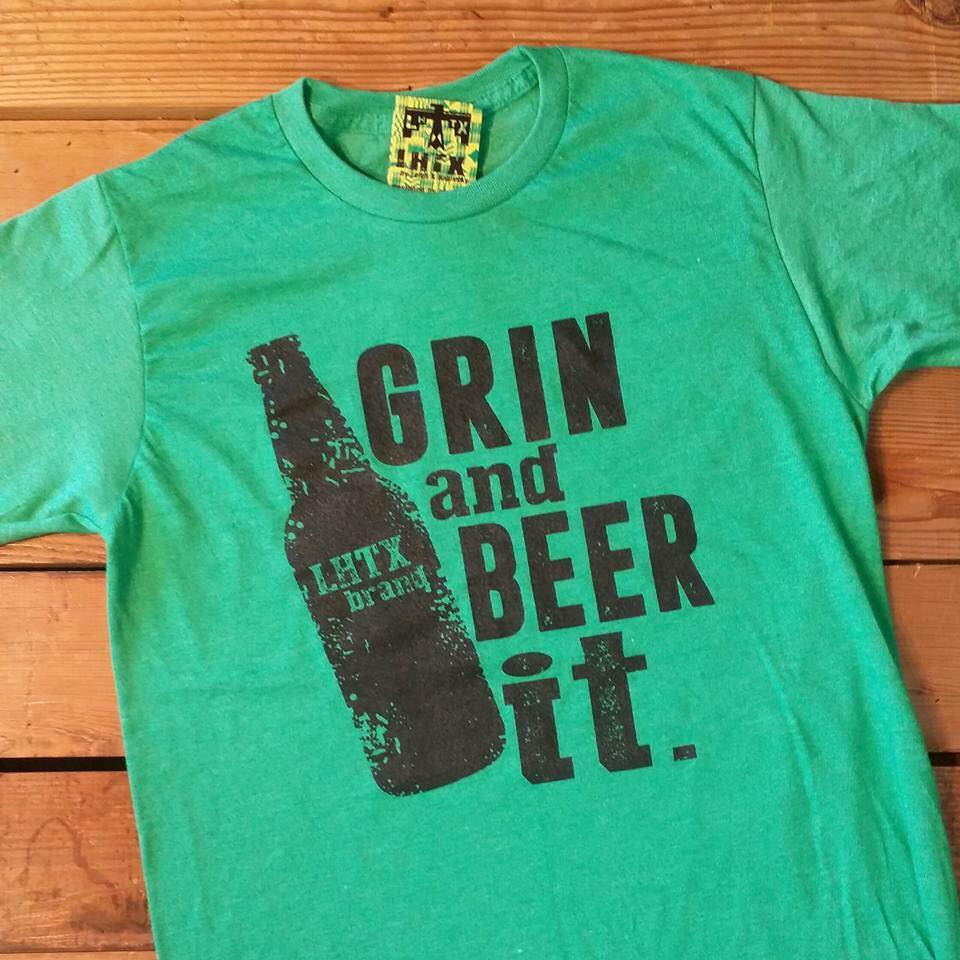 GRIN AND BEER IT  - SSCT