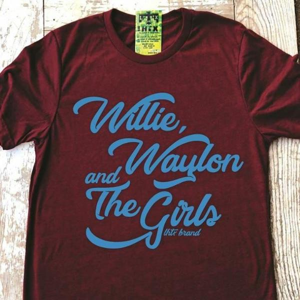 WILLIE, WAYLON AND THE GIRLS - SSCT