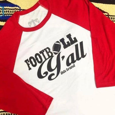 FOOTBALL Y'ALL - LIM INSTOCK BBR
