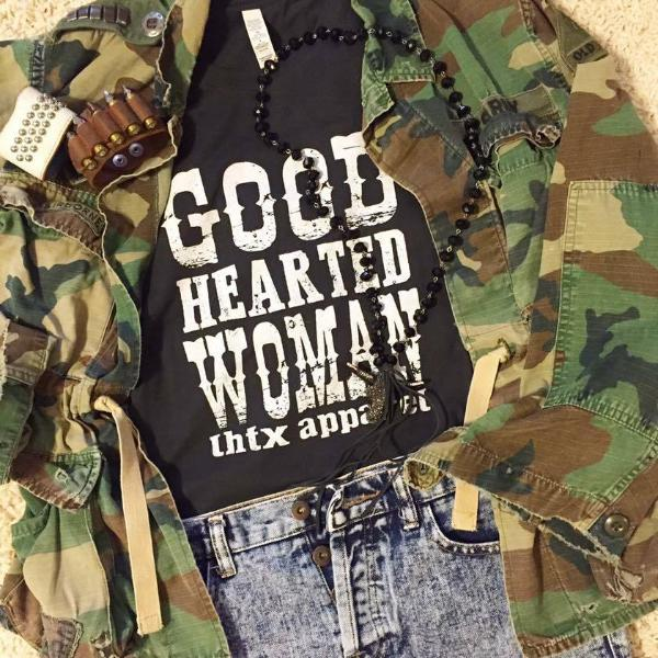 GOOD HEARTED WOMAN - INSTOCK MTK