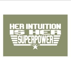 HER INTUITION WAS HER SUPERPOWER - SSCT