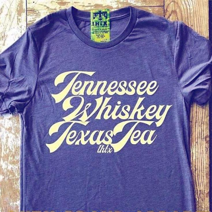 TENNESSEE WHISKEY TEXAS TEA - SSCT