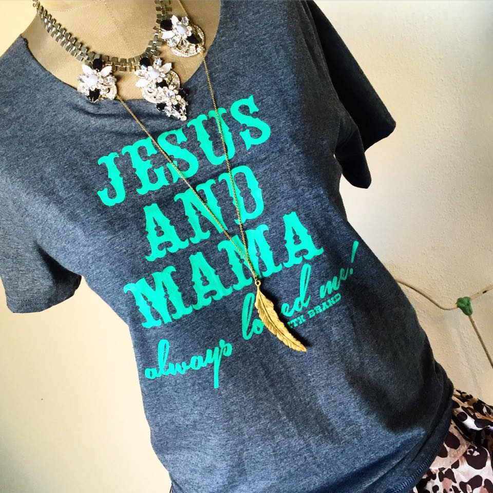 JESUS AND MAMA ALWAYS LOVED ME - SSCT