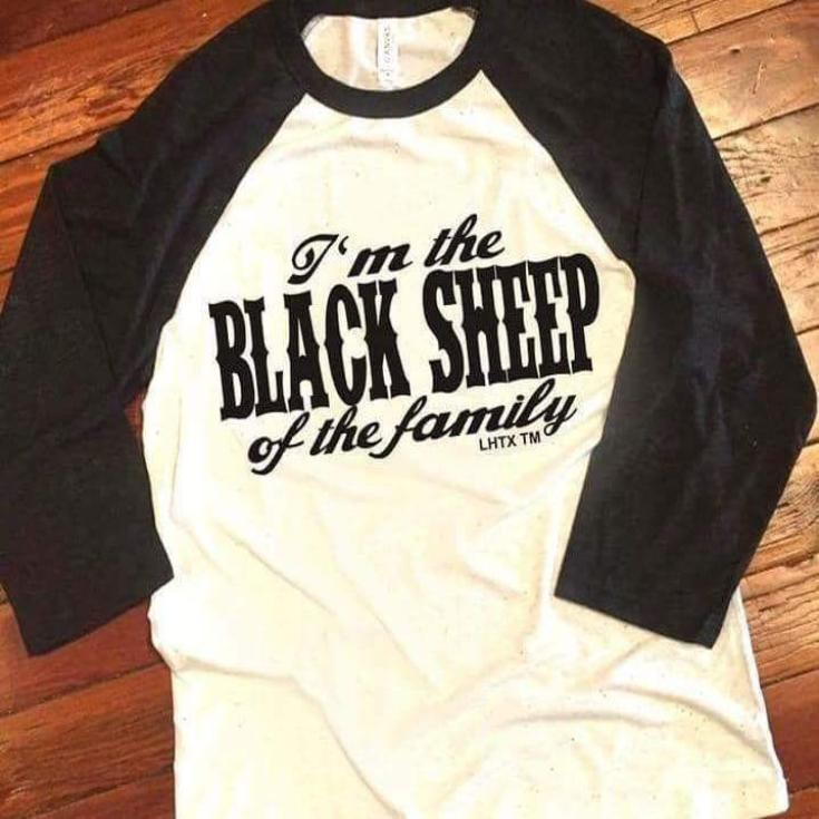 I'M THE BLACK SHEEP OF THE FAMILY - BBR