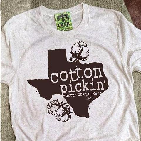 COTTON PICKIN' PROUD OF OUR ROOTS SSCT