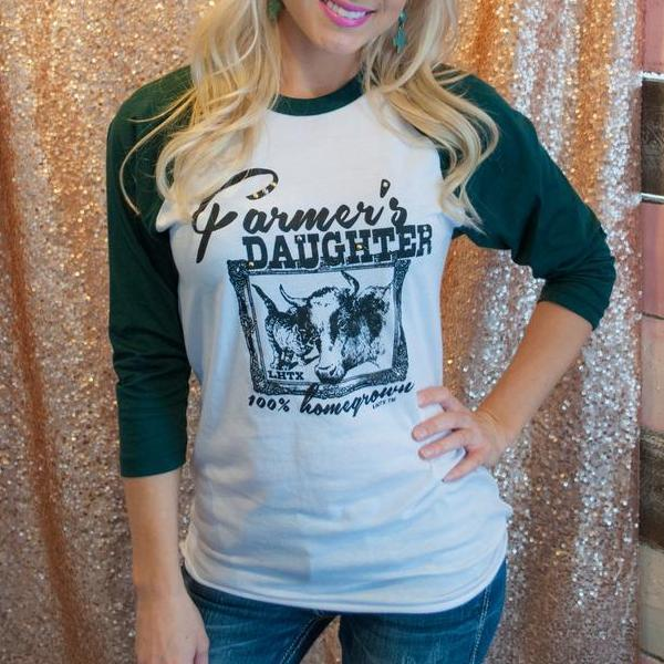 FARMER'S DAUGHTER 100% HOMEGROWN - SSCT