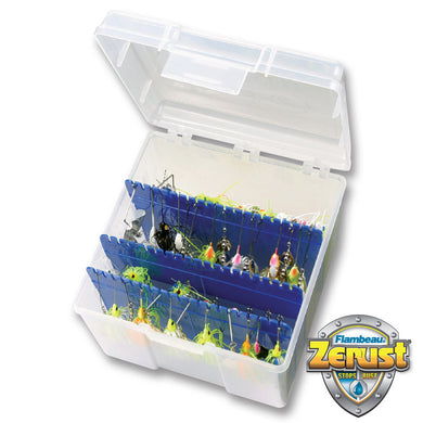 Big Mouth Spinner Bait Box with Zerust