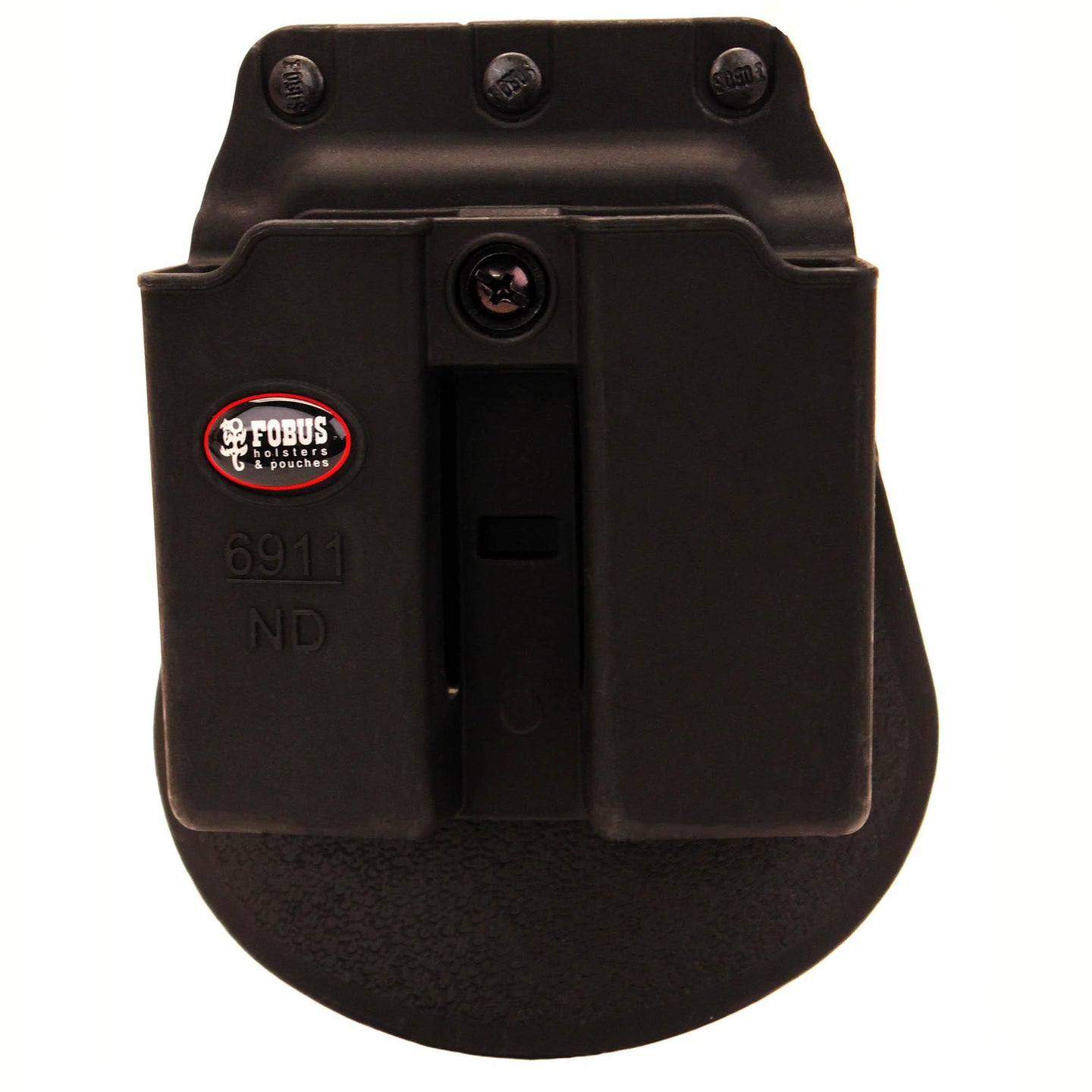 Double Mag Pouch - 9mm Solo-Nano-LC9-P239, Paddle