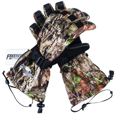 Flambeau Camo Heated Gloves