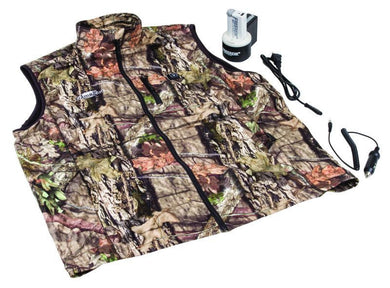 Flambeau Camo Heated Vest XL