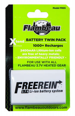 FreeRein 3.7v Batteries (2PK)