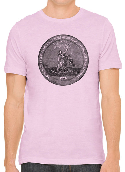 Austin Ink Apparel 1876 Centennial Exposition Short Sleeve Cotton Mens T-Shirt