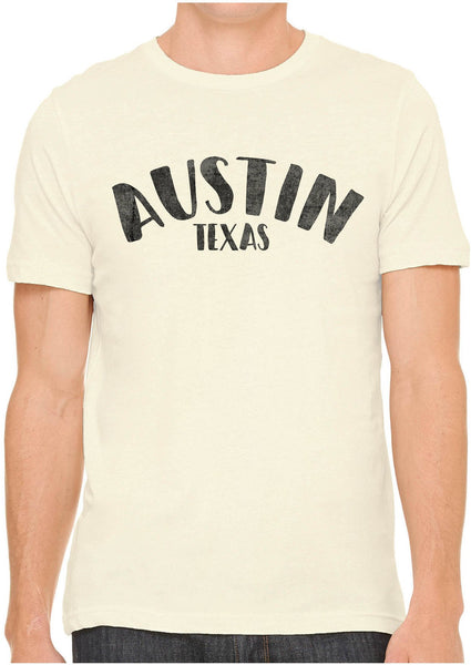 Printed In The Usa Austin Ink Apparel City Of Austin Texas Short Sleeve Cotton Mens T Shirtin Color Berry Pink Size Extra Extra Large