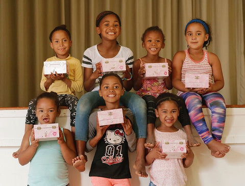 Give Back    Lets Support    First Step Ballet & Next Step