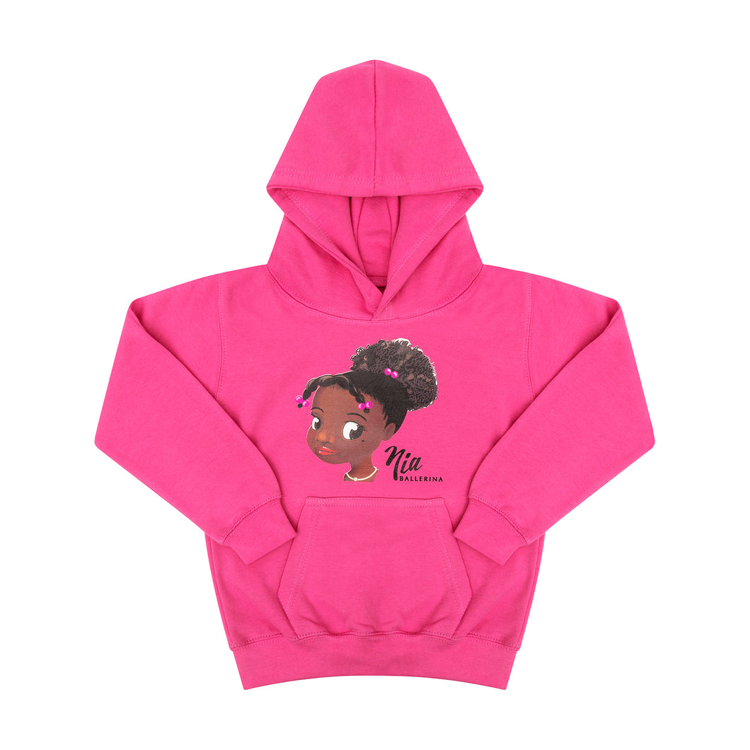 Nia Ballerina Hoodie (Limited Edition)