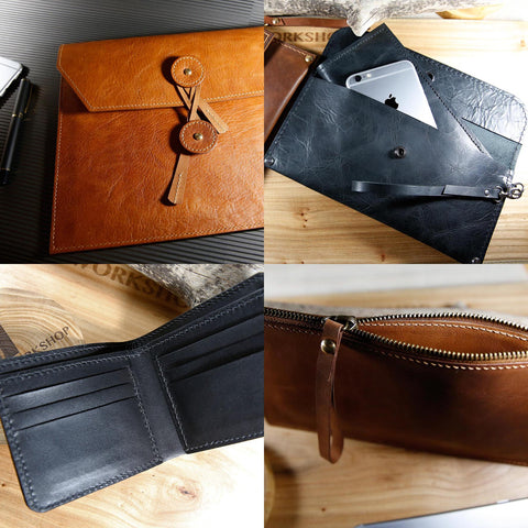 HandStitched Leather