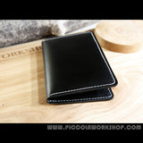 Leather Passport Case holder travel case