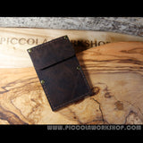 Leather Card Wallet, Leather Card Holder, Leather Business Card Case, Card Holder