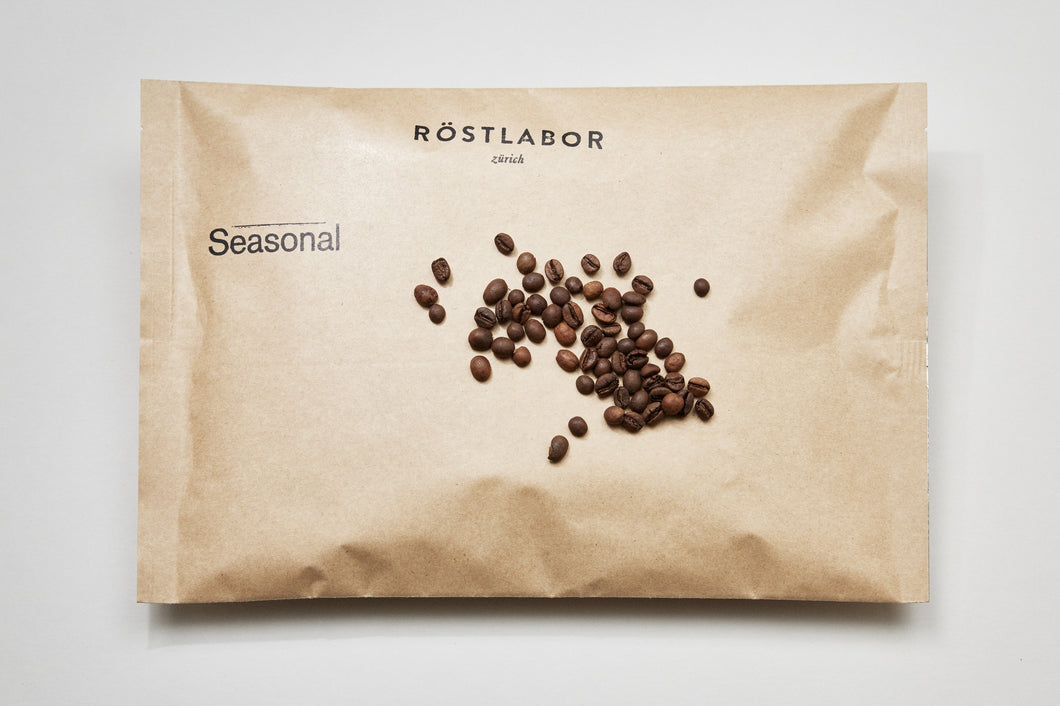 Microlot Single Origin 100% Robusta Flores aus Indonesien.