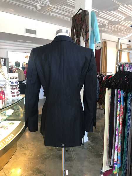 Gianfranco Ferre Pin Stripe Jacket