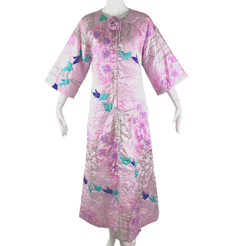 70's Neiman Marcus Pink Nightgown