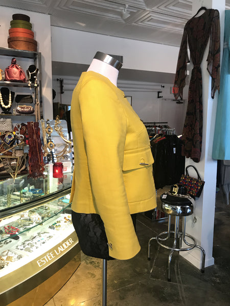 3.1 Phillip Lim Yellow Jacket