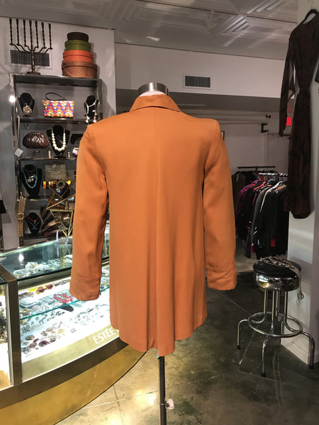 1950's Two Button Light Coat