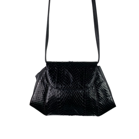 Aspects Snakeskin Bag