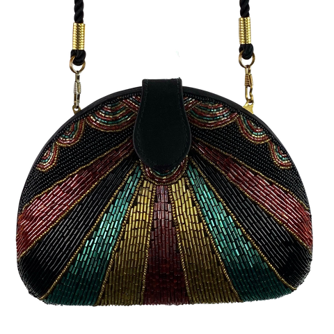 Bob Mackie Beaded Bag