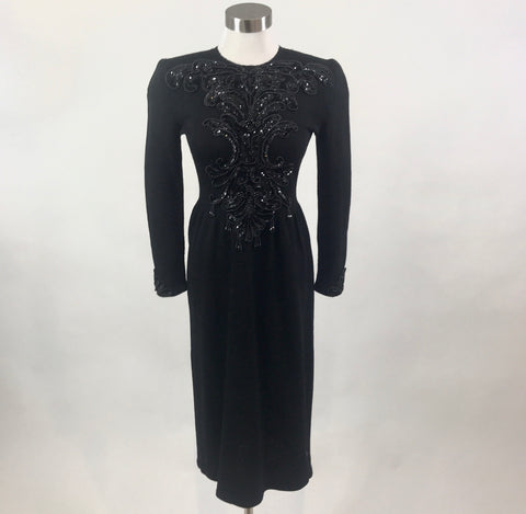 80's Peter Lynne New York Dress