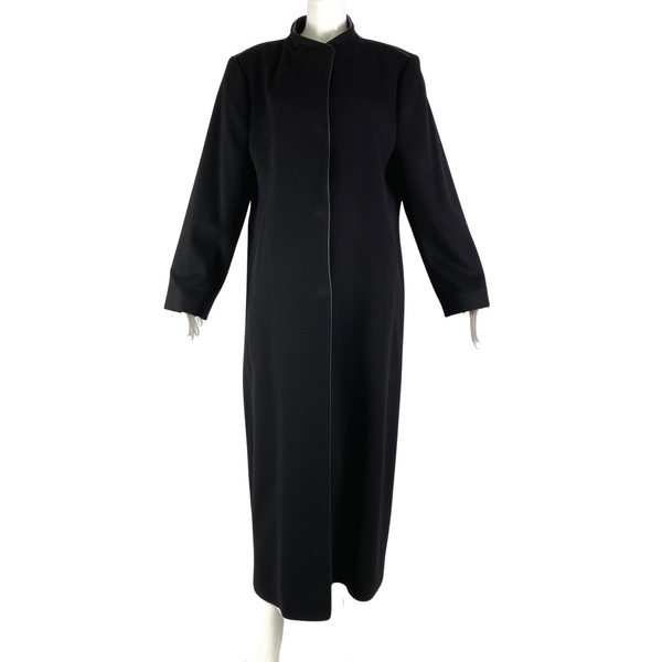 Flourette Cashmere Coat Salon Z Saks Fifth Avenue